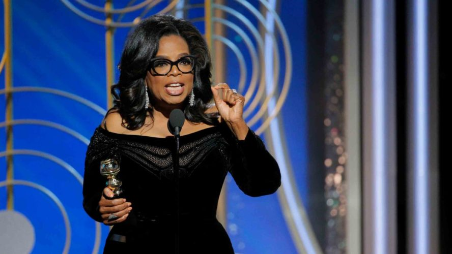 Public Speaking - Oprah Winfrey heeft veel impact gemaakt met haar speech tijdens de uitreiking van de Golden Globes. Ze kreeg een staande ovatie, het publiek juichte en ze maakte heel wat los met haar speech op social media. Hoe doet ze dat? Wat maakt deze speech zo impactvol? En wat kun jij er als spreker van leren?