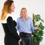 De training Break Free is bedoeld voor vrouwelijke managers, ondernemers en professionals, die de ambitie hebben vaker en met meer impact te spreken. Voor vrouwen die krachtig en authentiek willen spreken.