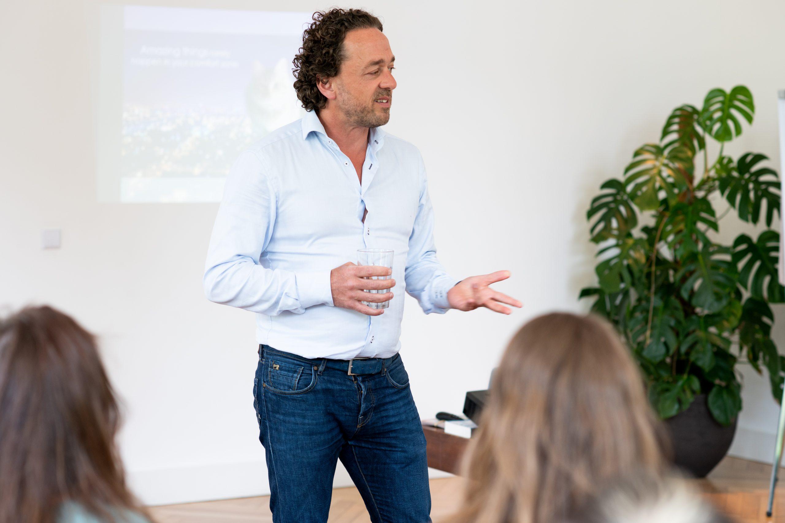 Workshop Spreken met Impact, Great Communicators by Joyce Goverde