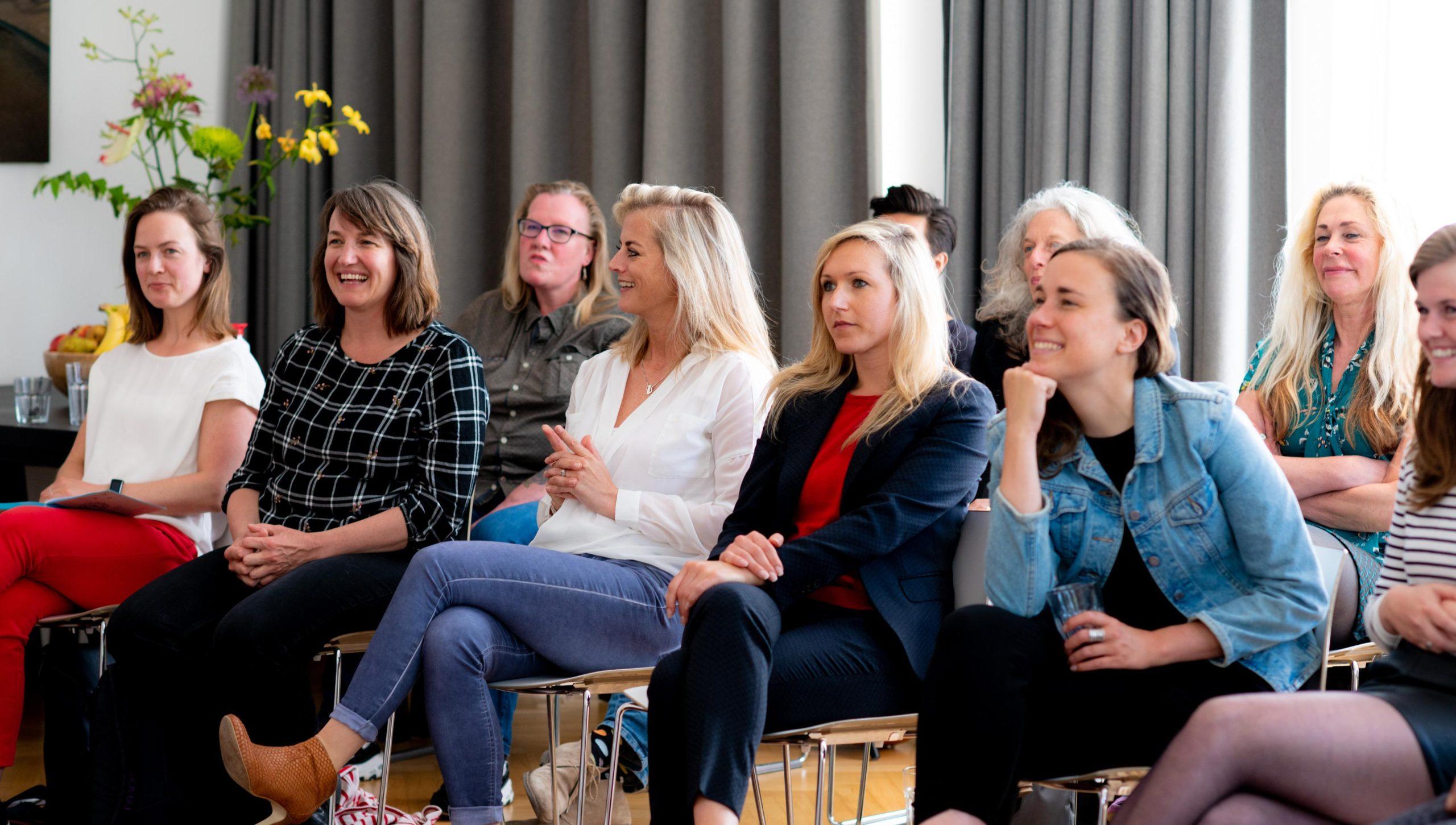 Workshop Spreken met Impact